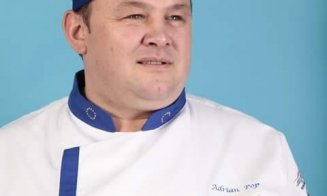 A murit chef Adrian Pop.